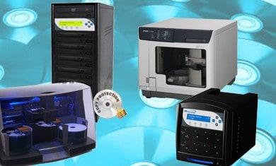 Duplicators & Printers
